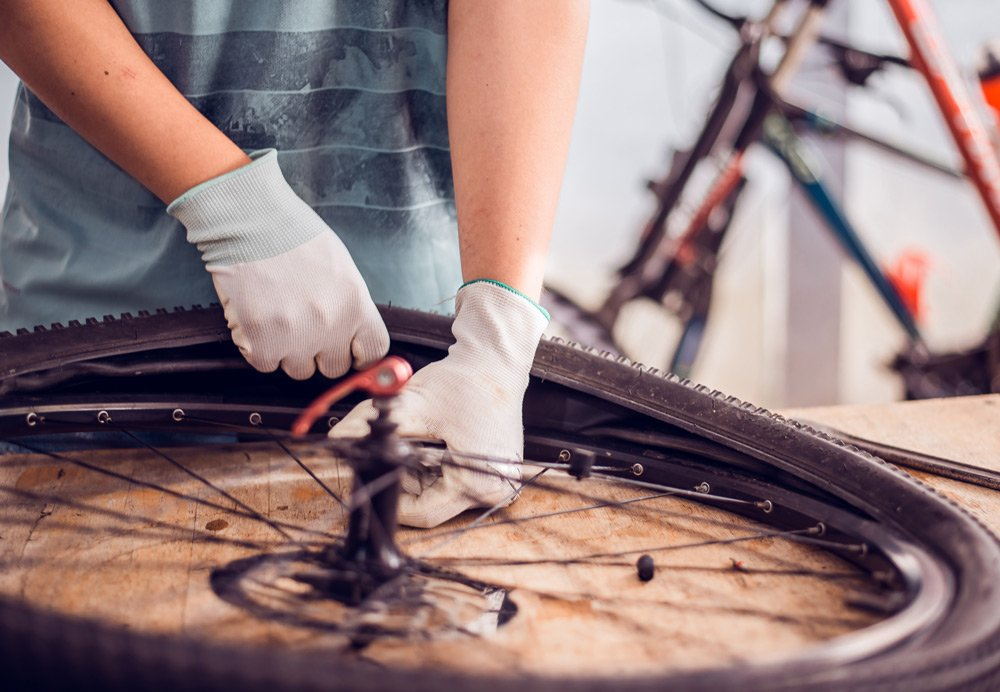 Jak vyměnit duši na kole