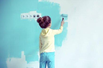 Chystáte se doma malovat? Myslete ekologicky a vyberte si přírodní barvy