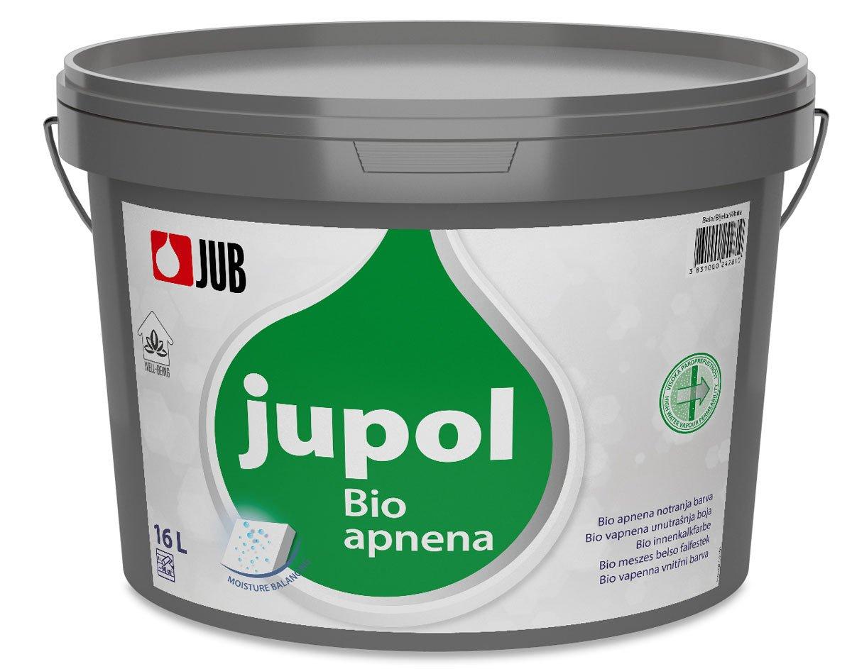 JUPOL BIO vápenná vnitřní barva