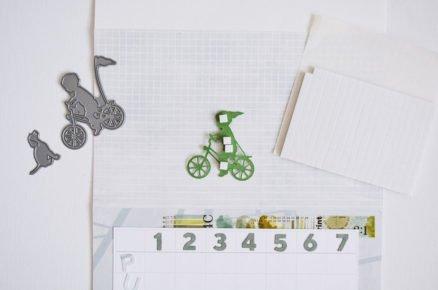 Jak vyrobit školní rozvrh z papíru