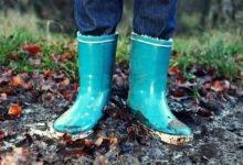 Vyrábíme dřevěnou rohožku na boty do zahrady