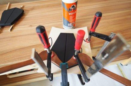 jak vyrobit věšák ve tvaru býčí hlavy: řezání věšáků