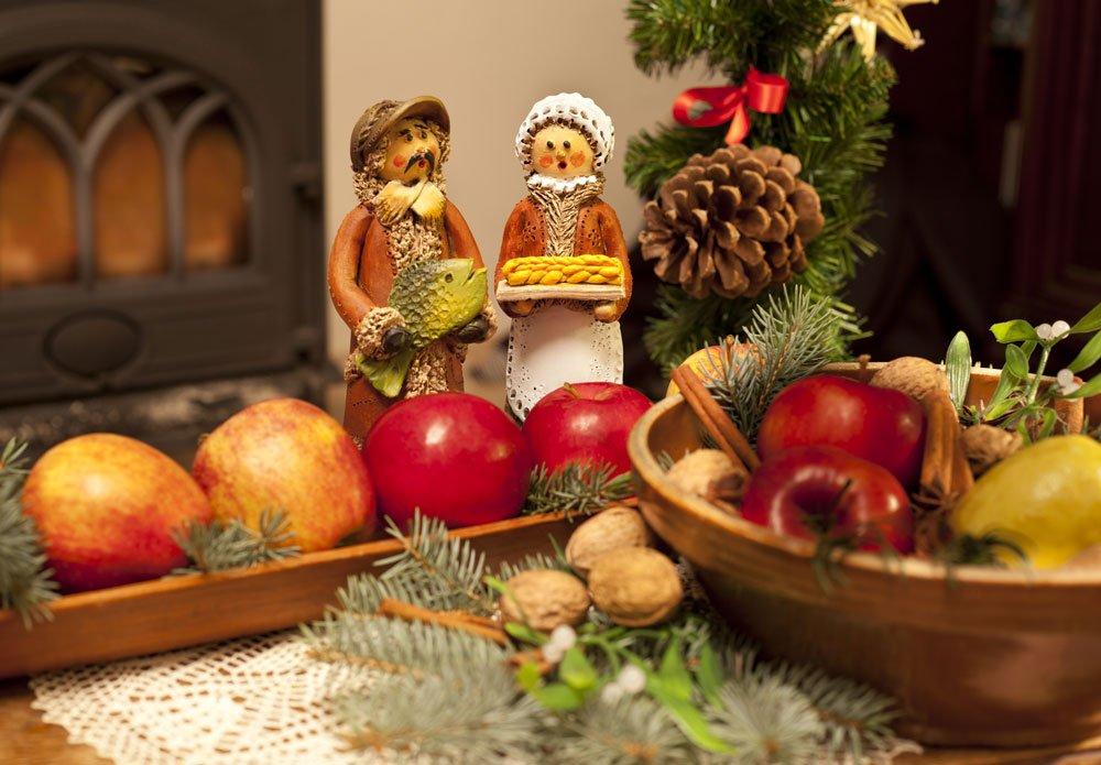 České známé i neznámé vánoční tradice