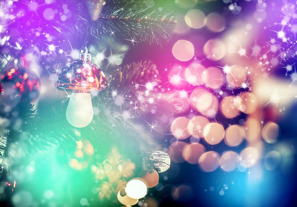 Novoroční přání online a printové redakce časopisu Recepty prima nápadů
