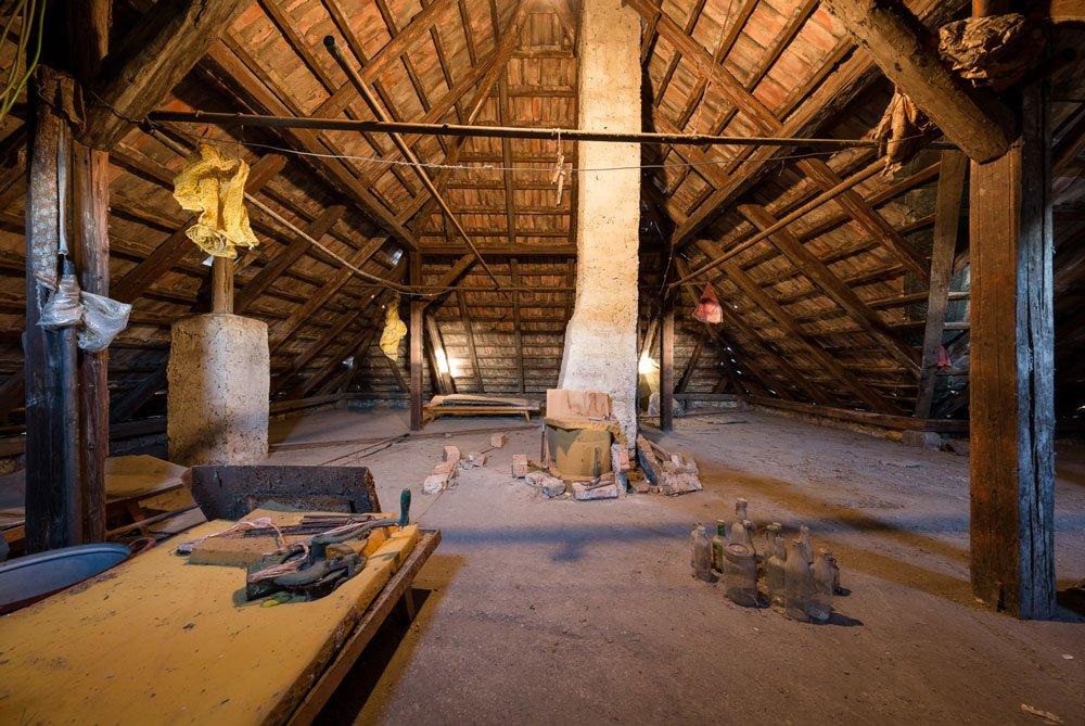 Projekt RenovActive: Podkroví v původním domě