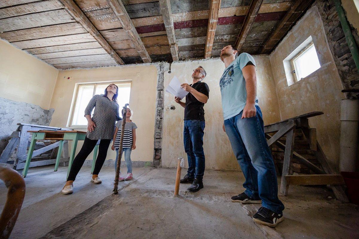 Projekt RenovActive: plánování nového dřevo-betonového spřaženého stropu