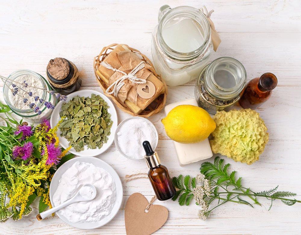 Úklid bez chemie: recepty na domácí čisticí prostředky