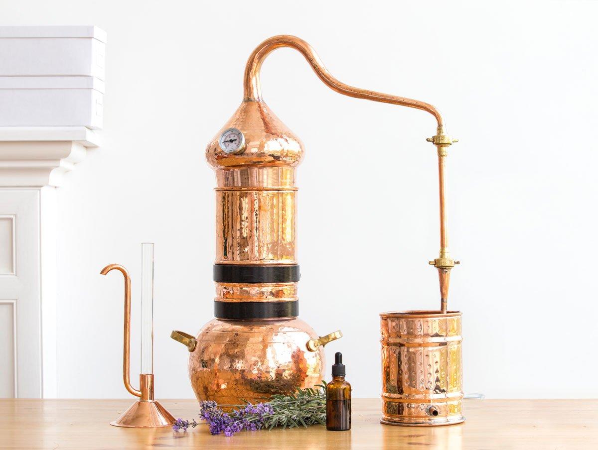 Aromaterapie pro zdraví a imunitu: přístroj na získání éterických olejů