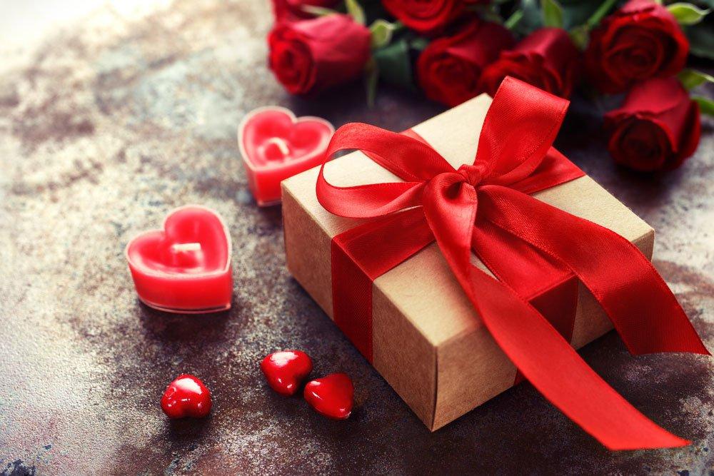 Den svatého Valentýna kvíz, dárky