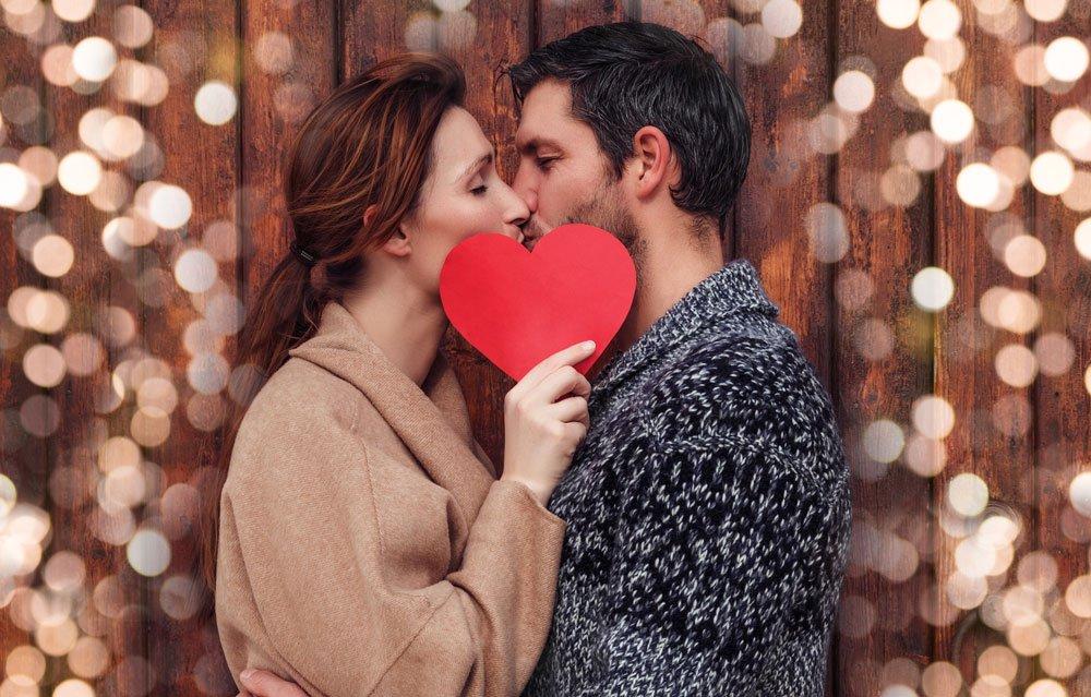 Den svatého Valentýna kvíz, zamilovaná dvojice