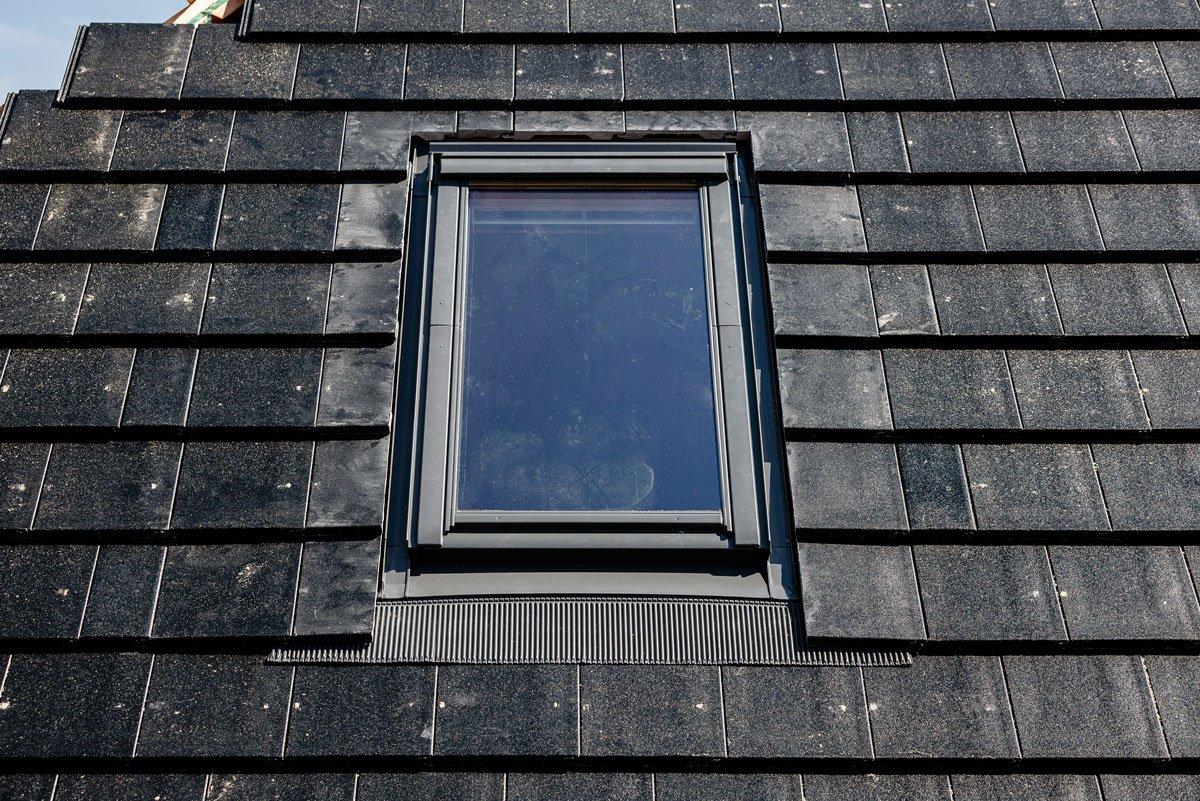 Střešní okna v projektu RenovActive