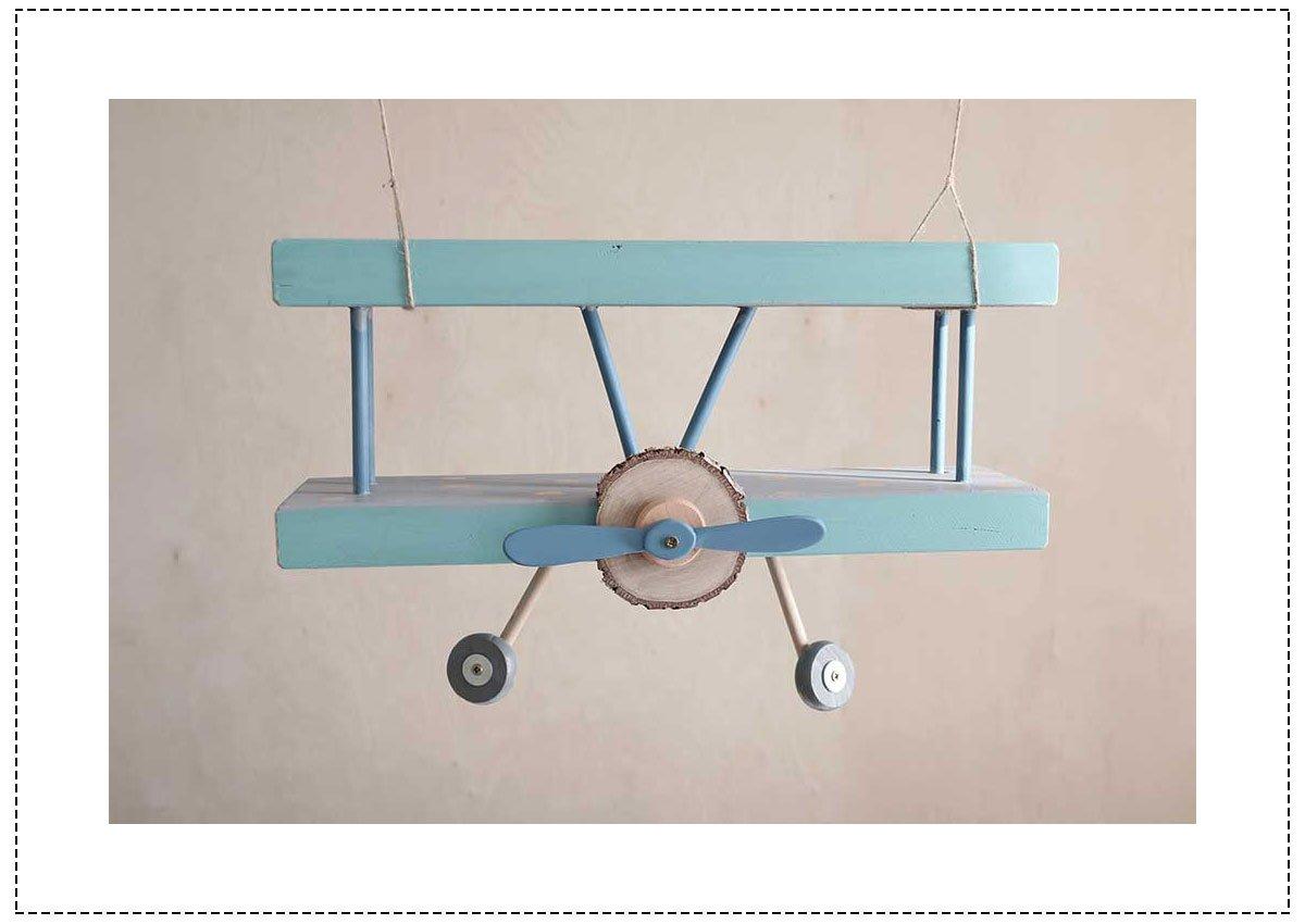 jak vyrobit dřevěné letadélko