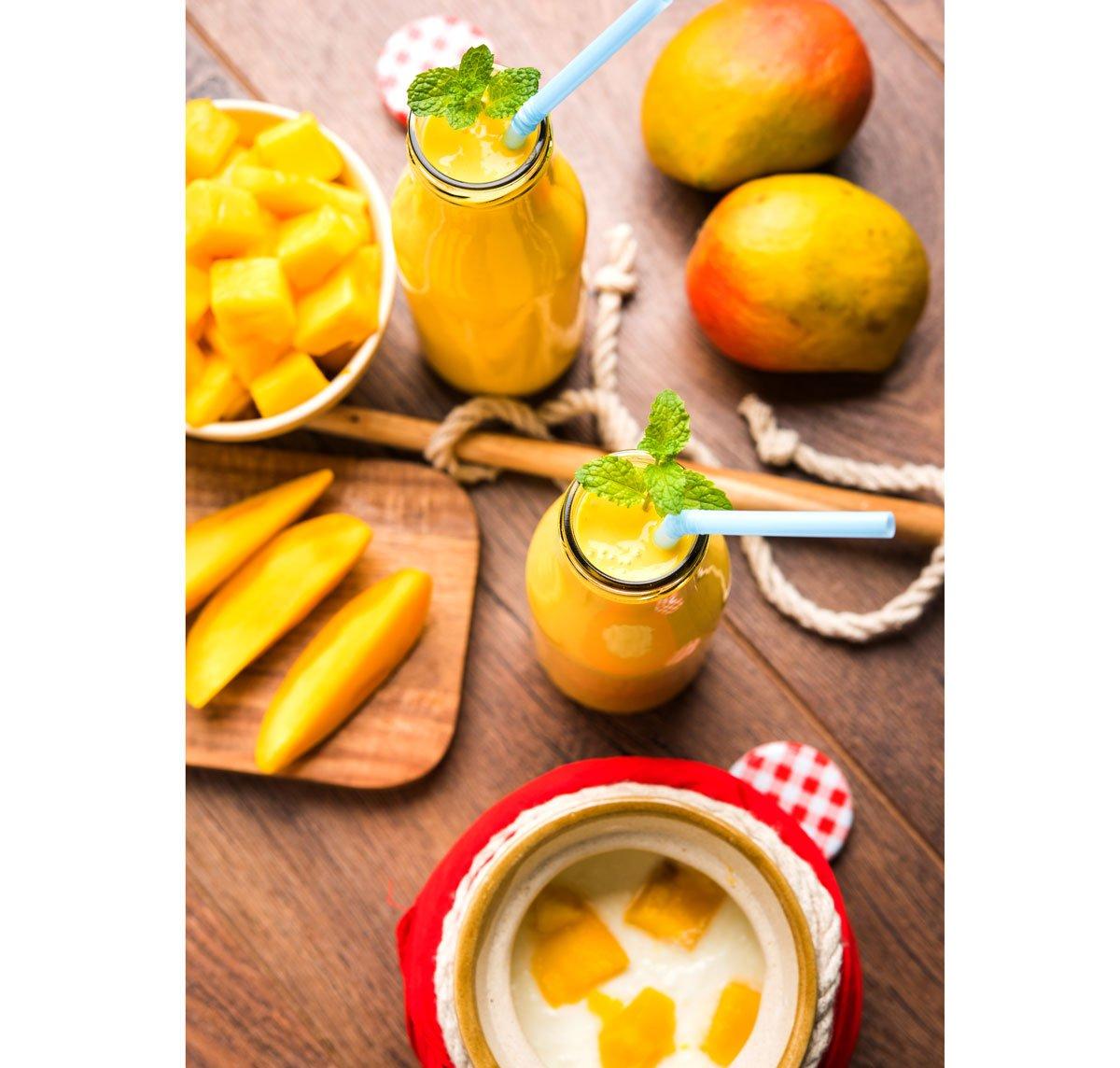 recept na indické Mango lassi