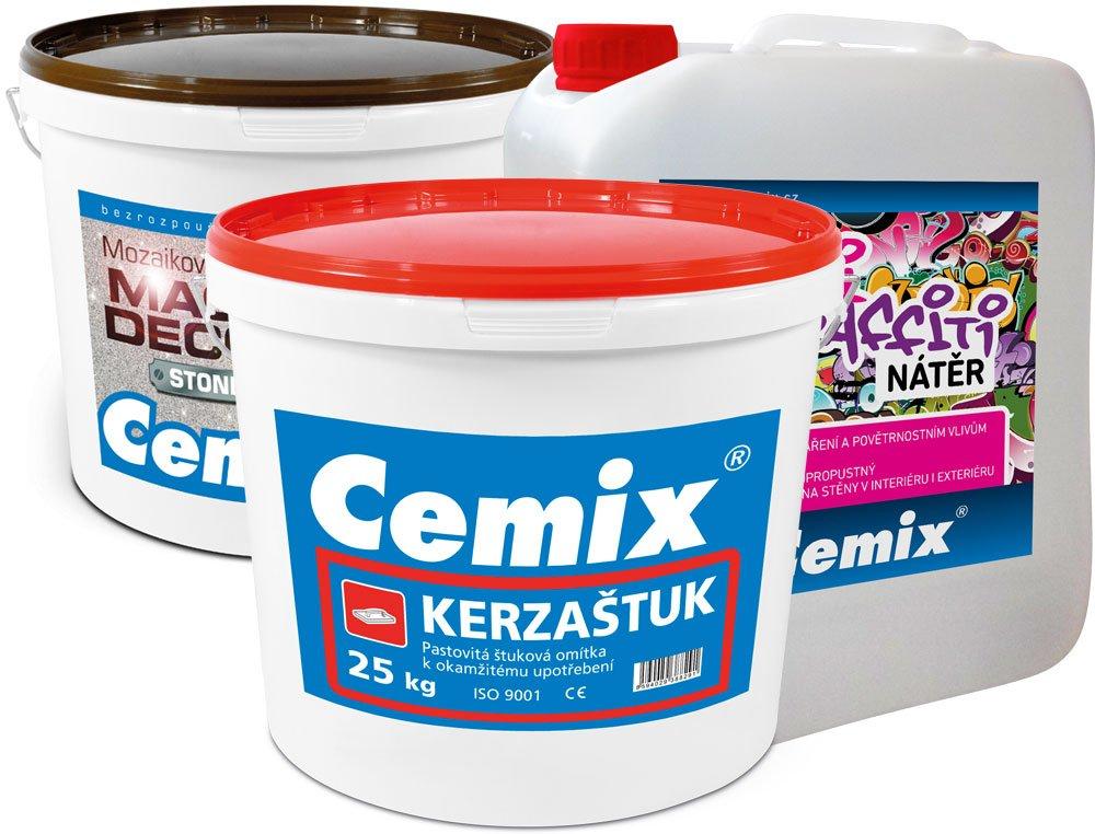 novinky Cemix