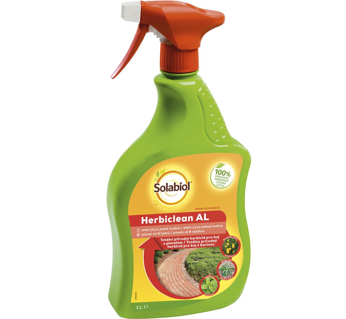 soutěž o zahradní chemii: Herbiclean AL