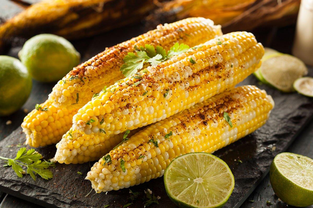 kukuřice využití v kuchyni