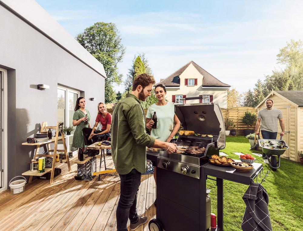 grilovací sezona: jak pečovat o gril