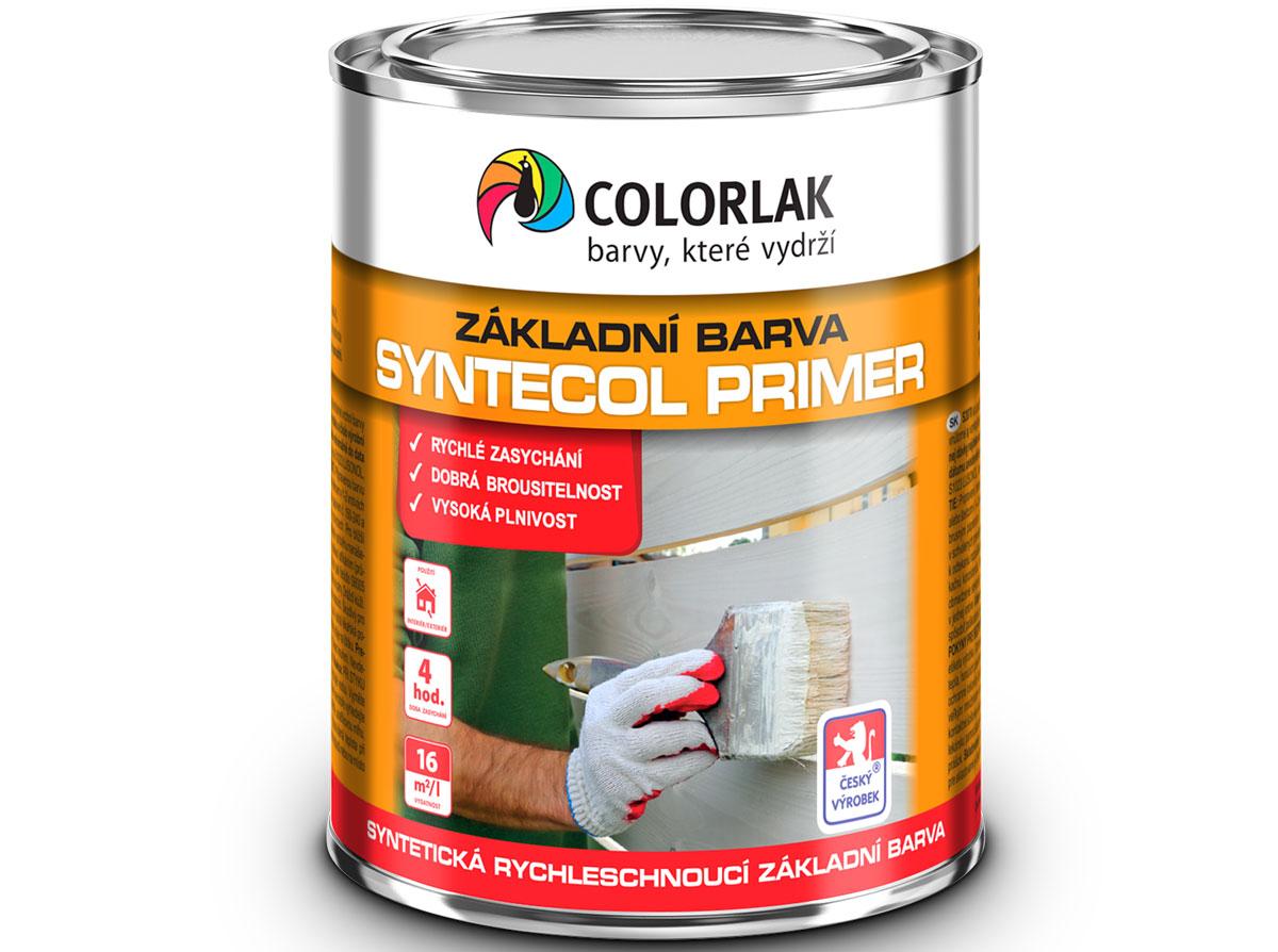 SYNTECOL PRIMER základní barva