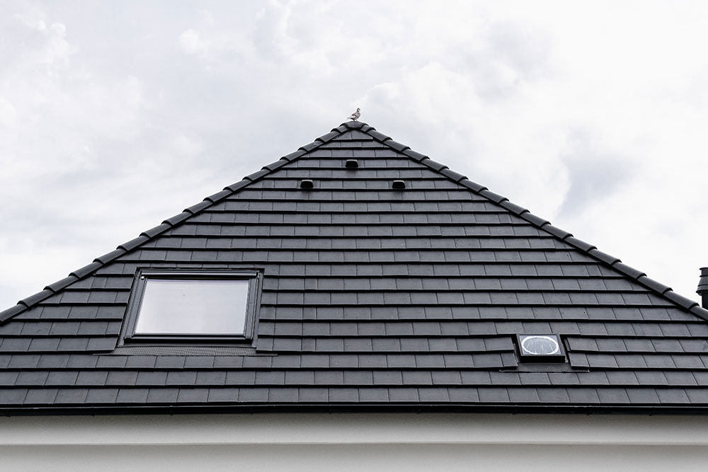 Zateplení střechy a výměna střešní krytiny